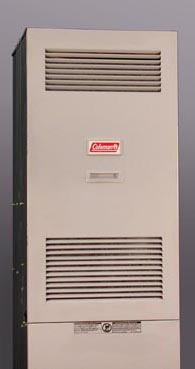 Coleman Electric furnace Coleman Manufactured home Mobile Home